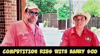 Competition Ribs with BBQ Pitmaster Harry Soo and Friends