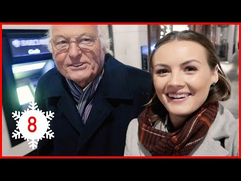 WINE TASTING WITH MY GRANDPA | Vlogmas #8