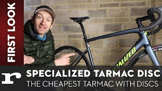 Gambar cover First Look - Specialized Tarmac Disc Sport