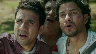 Kunal Khemu, Vir Das & Anand Tiwari Freak Out - Go Goa Gone