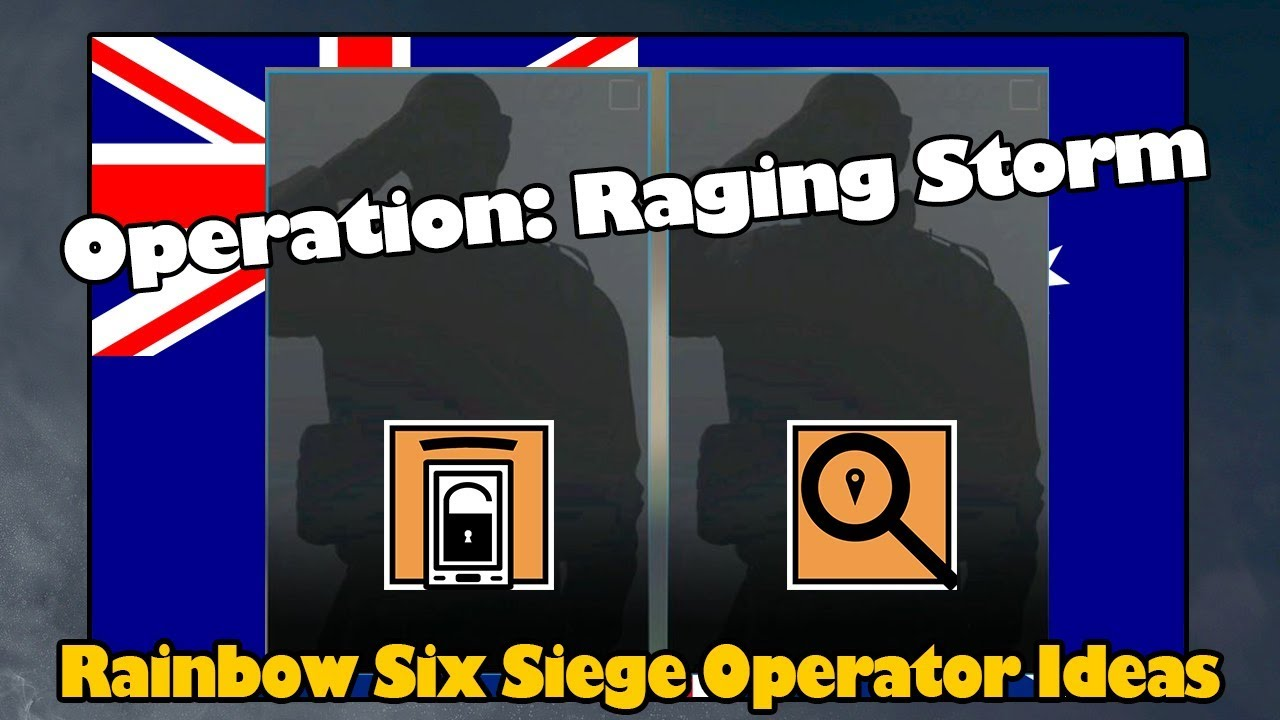 operation raging storm rainbow
