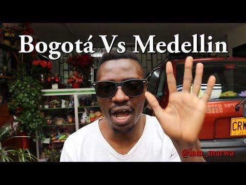 Bogotá vs Medellín: a Comprehensive Comparison 2018