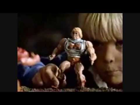 80's Masters of the Universe Toy Commercials