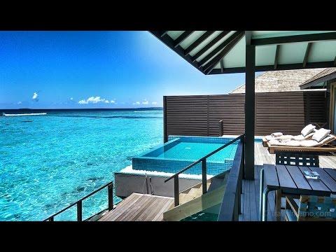 Malediven Impressionen Aus Dem Hideaway Beach Resort Spa