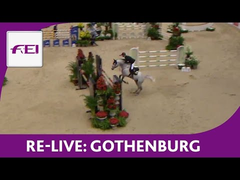 Re-Live - Gothenburg Trophy - Jumping - Gothenburg Horse Show