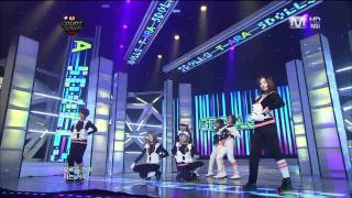 Download 110303 5dolls It's You @M!Count (w/ T-ara's Eunjung, Hyomin, and Jiyeon) MP3 song and Music Video