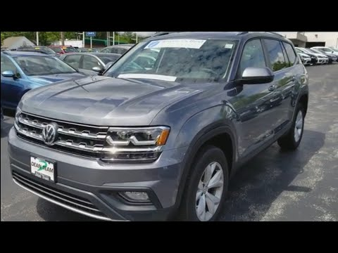 2018 VW Atlas SE w/ Technology