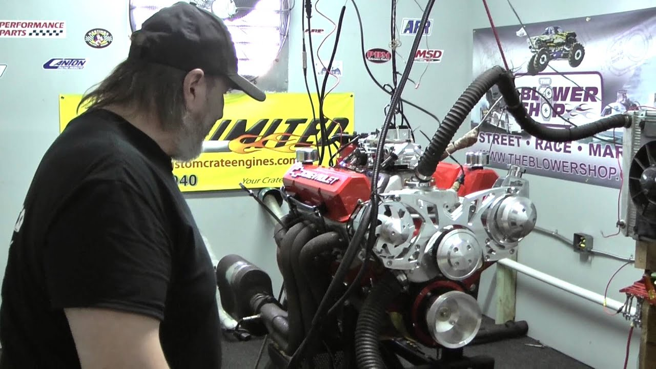 427 SBC Crate Engine
