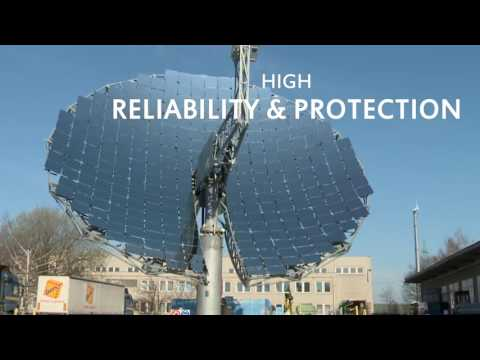 CONCENTRATING SYSTEMS  CSP DISH STIRLING