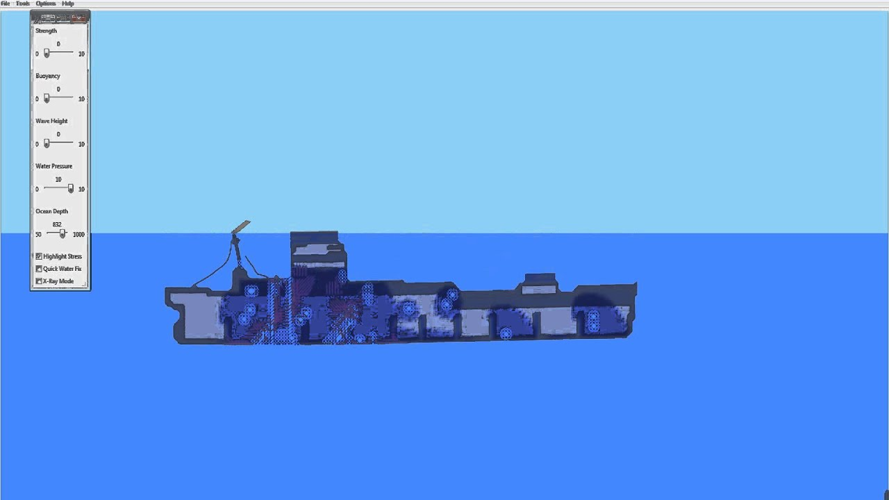 Скачать симулятор кораблекрушения ship sandbox