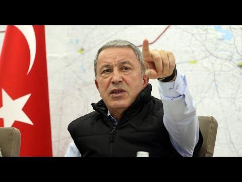 Видео: Туреччина офіційно розпочала військову операцію у Сирії