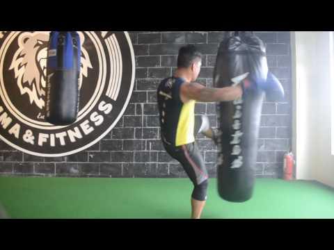 HYBRID MANILA MMA FITNESS-part 02 kickboxing