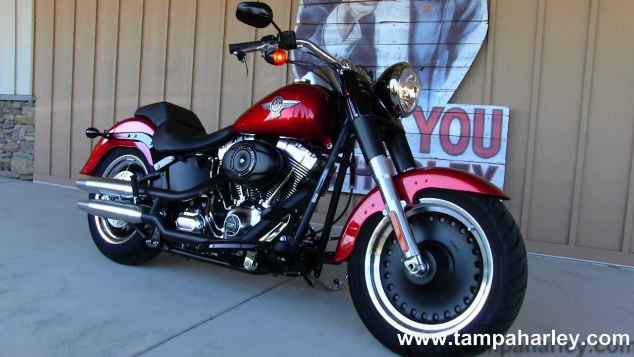 New 2013 Harley-Davidson FLSTFB FatBoy Lo for sale Spring Hill 2014 ...