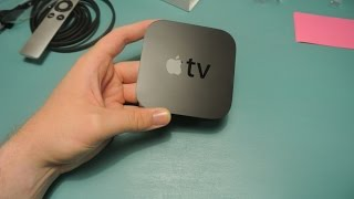 Unboxing an Ebay Purchase - Apple TV 3rd Generation