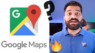 How Google Maps Work? Tech behind Google Maps Explained...