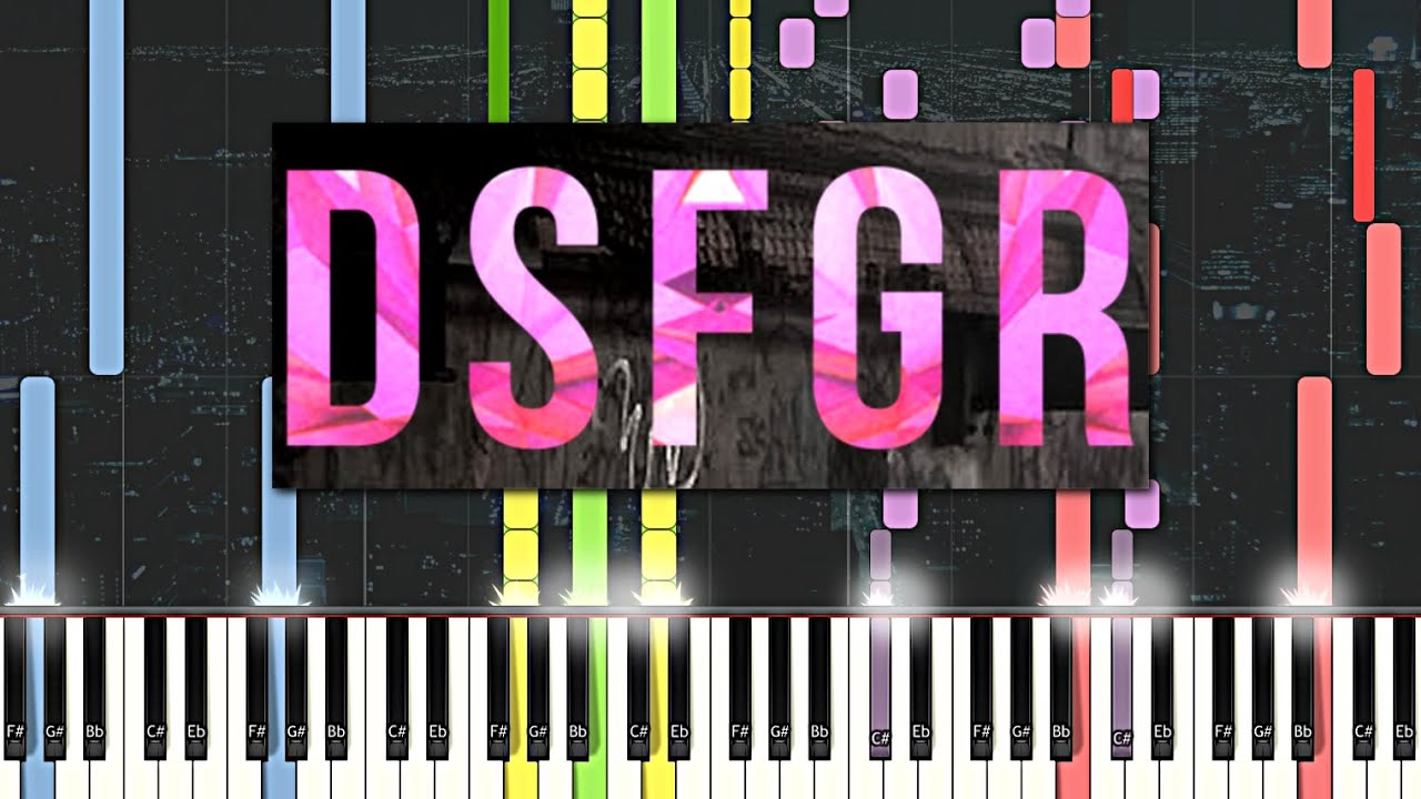 Download Impossible Piano Remix: Disfigure - Blank (Synthesia)