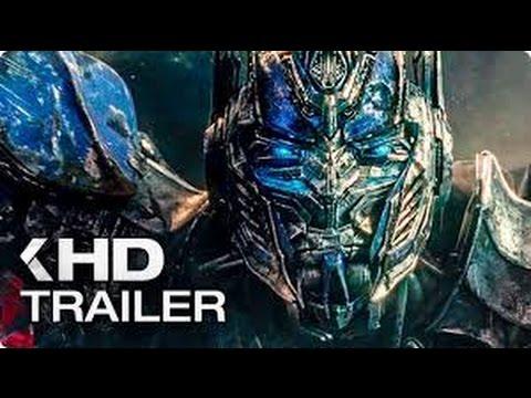 ตัวอย่างหนังใหม่ Transformers  The Last Knight 2017 Movie HD