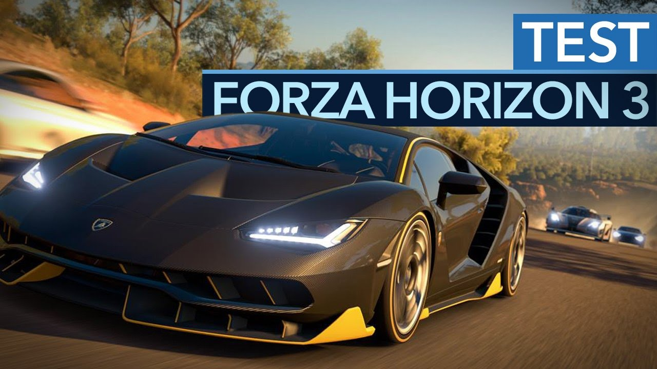 forza horizon 3 test video zum besten rennspiel des. Black Bedroom Furniture Sets. Home Design Ideas