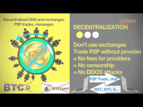 What is nxt cryptocurrency