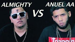 Mi Artista Favorito: Anuel AA VS Almighty (S4 E9)