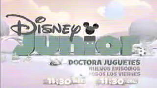 Tanda Comercial Disney Junior México