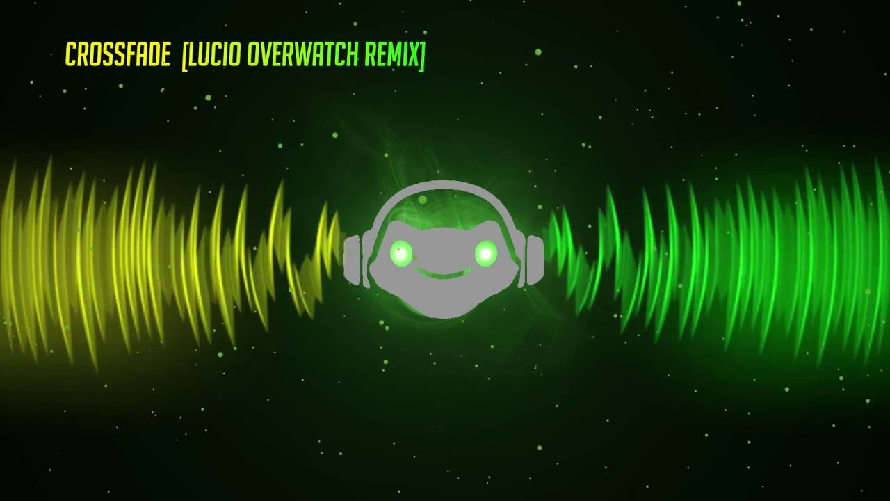 Animated Watch Wallpaper For Mobile Crossfade Lucio Overwatch Remix Youtube