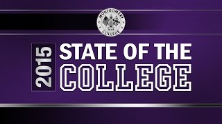 state of the college 2015 achieving the promise