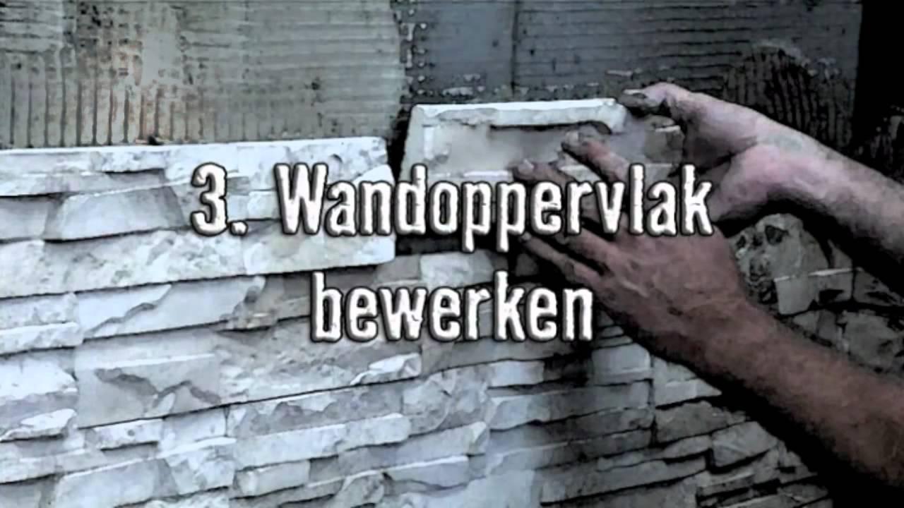 Klimex Verwerking Steenstrips Lange Versie Youtube
