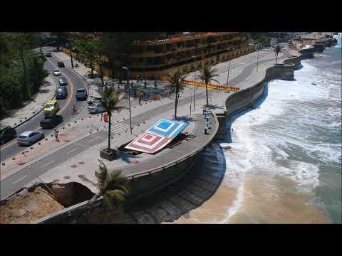 Macumba Beach Collapse II
