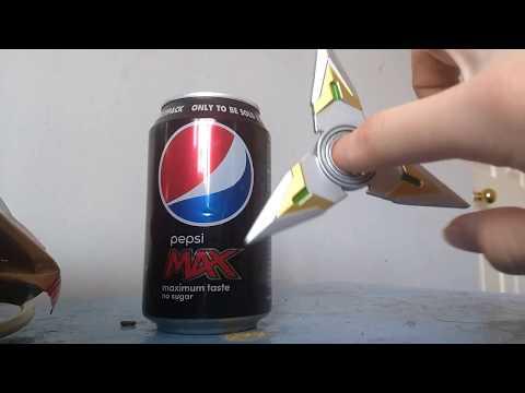 Pepsi Can Vs