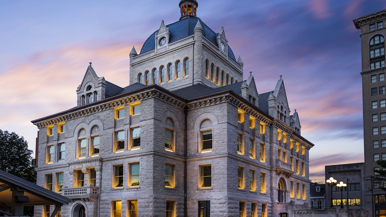 2018 AIA KY Honor Award - Historic Fayette County Courthouse