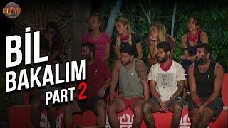 Bil Bakalım 2. Part   29. Bölüm   Survivor Türkiye - Yunanistan