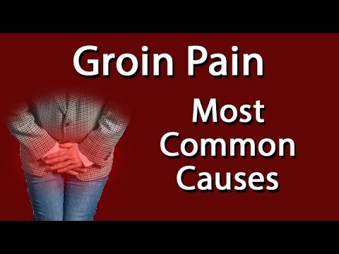 groin pain male