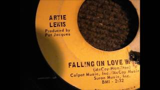 ARTIE LEWIS FALLING ( IN LOVE WITH YOU ) LOMA RECORDS NORTHERN SOUL