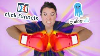 ClickFunnels Versus Builderall