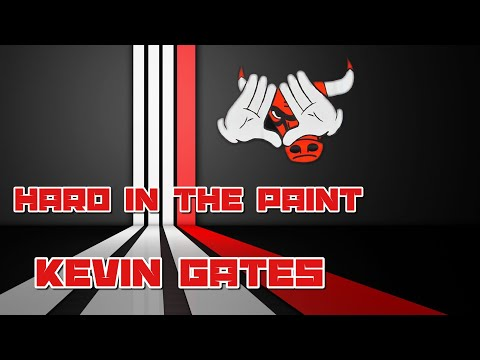 Kevin Gates - Hard In The Paint  '2018'