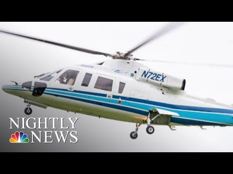 NTSB Searching For Answers In Kobe Bryant Helicopter Crash | NBC Nightly News