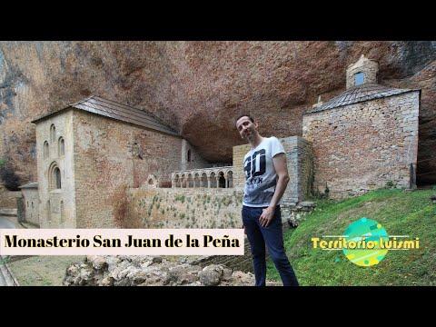 MALLOS DE RIGLOS y MONASTERIO SAN JUAN DE LA PEÑA - RUTA por HUESCA