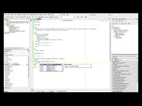 Creating your First VCL Application for Windows (Delphi)