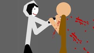 Jeff The Killer - Stick Nodes Horror Animation