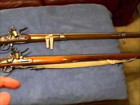 1795 Springfield VS Brown Bess