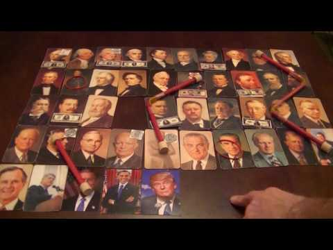 Learn Years of U.S. Presidents - Advanced