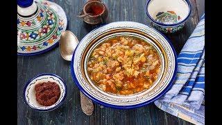 5 блюд,которые нужно попробовать в Тунисе