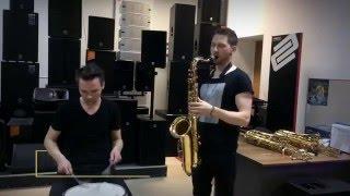 Обзор саксофонов YAMAHA от Алексея Малахова