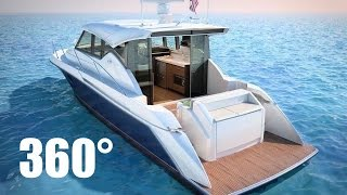 2016 Tiara 39 Coupe !! 360° Video Walk Thru!!! (see viewing instructions in description)