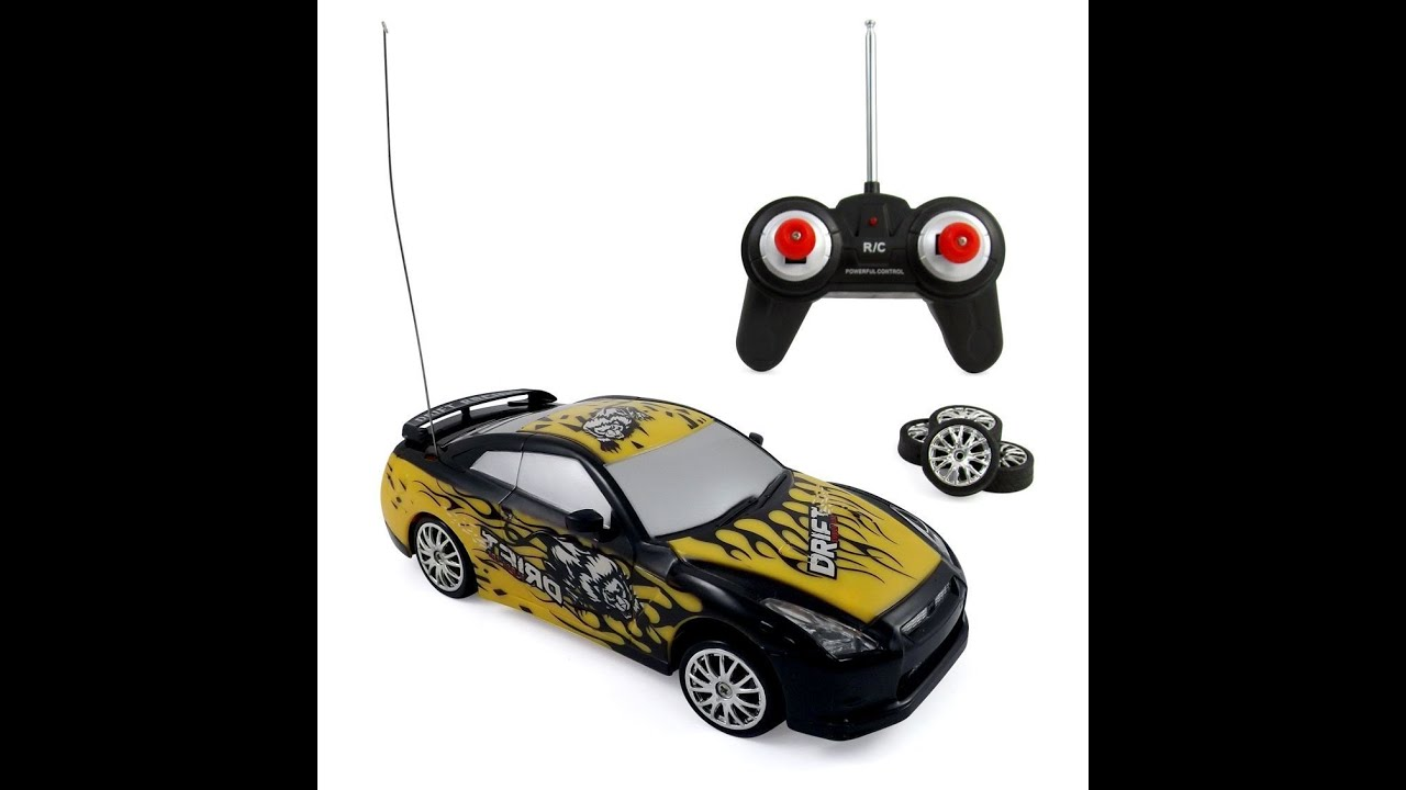 Drift Emperor RC Drifting Race Sports Car 1:24