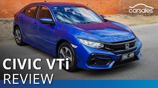 2020 Honda Civic VTi Hatch Review | carsales