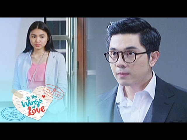 On The Wings Of Love: Disappointed Boss