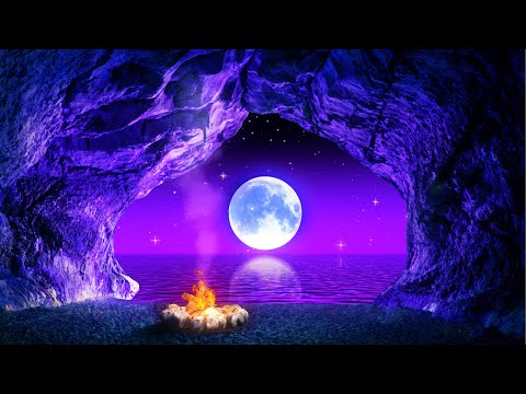 Deep Sleep Tranquility 🎵 Soothing Sleeping Music ✧ Delta Waves 3Hz ✧ Calm Mind & Inner Peace