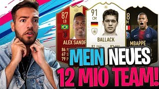 FIFA 19 ENDLICH.. NEUES 12 MIO FUT CHAMPIONS TEAM !! 😍🔥 FIFA 19 Ultimate Team Weekend League